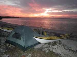 Camping in Florida's 10,000 Islands