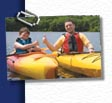 guided kayak and canoe tours